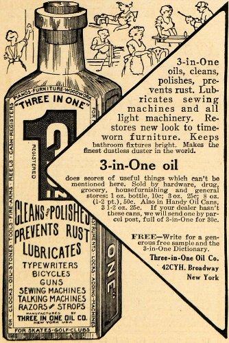 1915-ad-3-in-one-oil-company-clean-polish-prevents-rust-original-print-ad