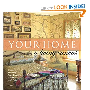 Downloads Your Home A Living Canvas: Create Stunning Faux Finishes & Murals with Paint