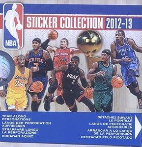 2012-13 Panini NBA Basketball Album Sticker Box [50 packs]