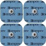 Compex � Electrodes Snap, 5x5, 1 Conn...