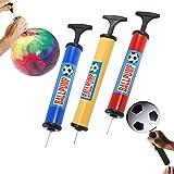 24 Hand Air Sport Ball Pump Needle Basketball Soccer Volleyball Balloon Inflator
