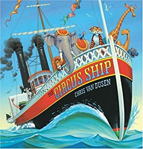 "Cover of ""The Circus Ship"""
