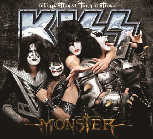 Kiss - Monster (Limited Tour Edition) - Zortam Music
