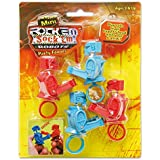 Rock Em Sock Em Mini Games 4ct