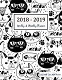July 2018 - June 2019 Planner: Two Year - 12 Months Daily Weekly Monthly Calendar Planner For Academic Agenda Schedule Organizer Logbook and Journal Planner 2018-2019 8.5 x 11 (Volume 5)