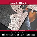 The Adventures of Sherlock Holmes Audiobook by Arthur Conan Doyle Narrated by Patrick Tull