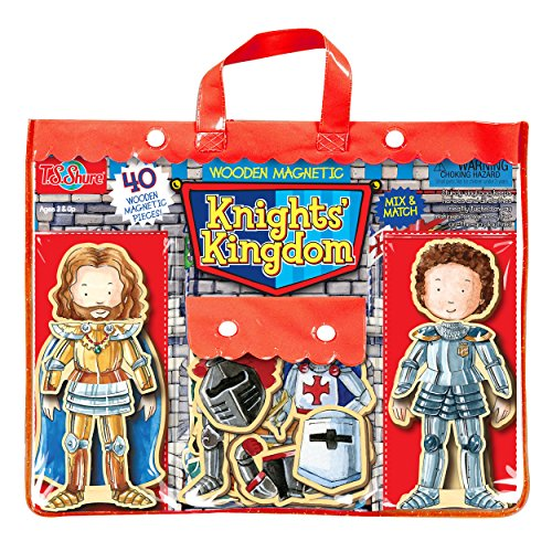 New T S Shure Knights Kingdom Magnetic