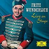 Live on Stage ~ Fritz Wunderlich