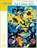 Charley Harper - the Coral Reef: 1,000 Piece Puzzle