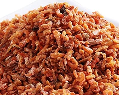 Dried seafood small-sized shrimp meat 750 gram from South China Sea Nanhai by Kunming Johnleemushroom Co., Limited