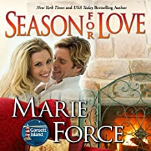 Season for Love: The McCarthys of Gansett Island, Book 6 (       UNABRIDGED) by Marie Force Narrated by Holly Fielding