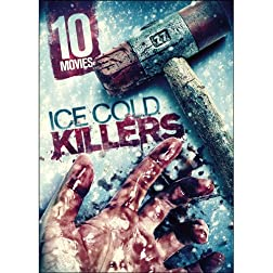 10-Movie Ice Cold Killers