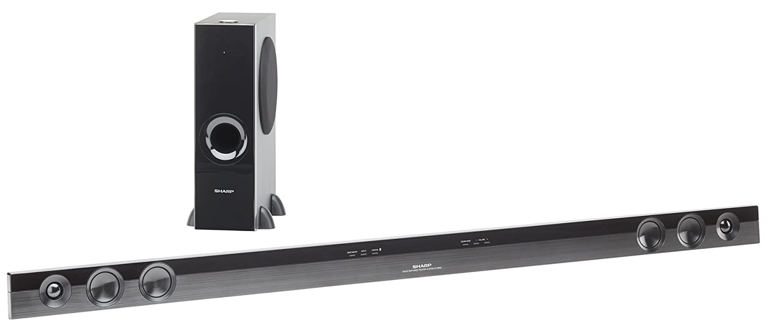 Sharp HT-SB602 2.1 Channel 310W Bluetooth Sound Bar