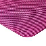 AIREX Fitline Mats - 140cm X 60cm X 10mm (Pink)