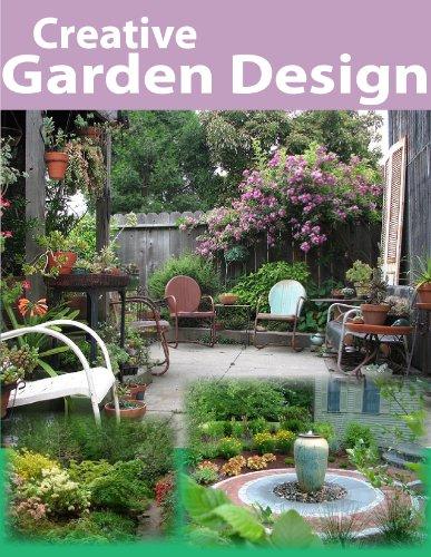 Free Kindle Book : Creative Garden Design: A landscape design picture book