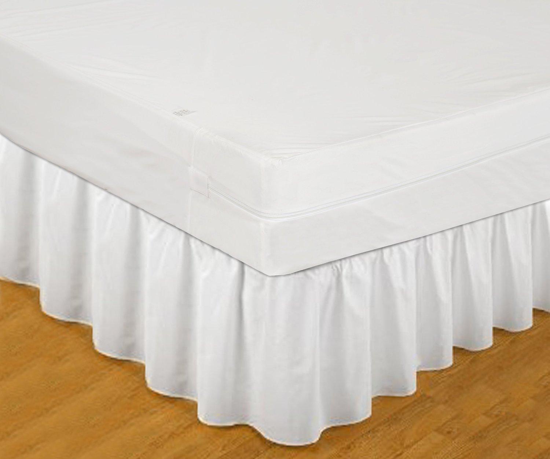 Utopia Bedding Water And Bed Bug Proof Mattress Encasement