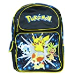 Backpack - Pokemon - Pikachu w/ Frien...