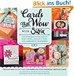 Cards That Wow with Sizzix (Cut Above)