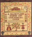 img - for Sampler View Of Colonial Life book / textbook / text book