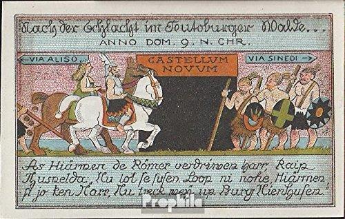 neuhaus-dans-westphalie-notgeld-9451-1-mk-notgeld-le-communes-neuhaus-1921-1-mark-neuhaus-billets-de