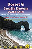 Dorset & South Devon Coast Path: (Sw Coast Path Part 3) British Walking Guide With 70 Large-Scale Walking Maps, Places To Stay, Places To Eat (Trailblazer: Sw Coast Path)