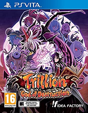 Trillion : God of Destruction (Playstation Vita)