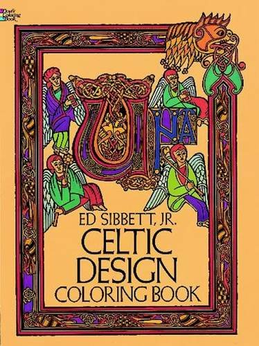 Celtic Design Colouring Book (Dover Design Coloring Books)