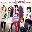 「TVアニメ「けいおん!!」エンディングテーマ Listen!!(初回限定盤)」