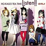 TVアニメ「けいおん!!」ED</br>Listen!!(初回限定盤)