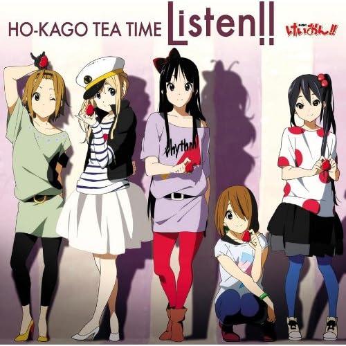 TVアニメ「けいおん!!」エンディングテーマ Listen!!(初回限定盤) [Single] [Limited Edition] [Maxi]