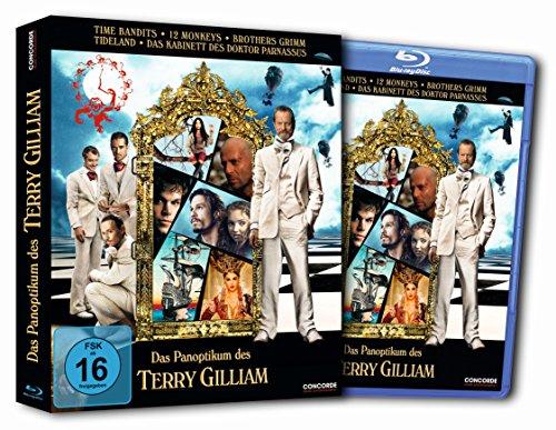 Das Panoptikum des Terry Gilliam (in abgedrehter Pop-Up-Verpackung) [Blu-ray]