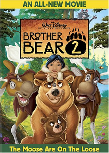 Cover art for  Brother Bear 2