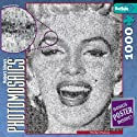 Buffalo Games Photomosaic: Marilyn Monroe