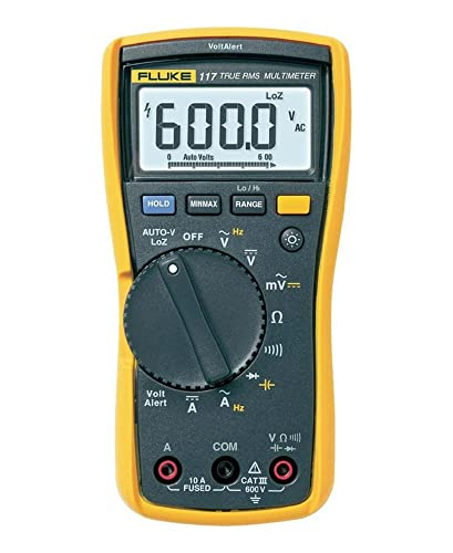 Fluke 117 Electricians True RMS Multimeter Review
