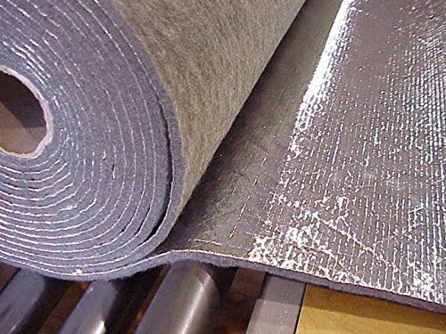 Automotive Heat, Sound and Noise Insulation Padding (Automobile Headliner Material compare prices)