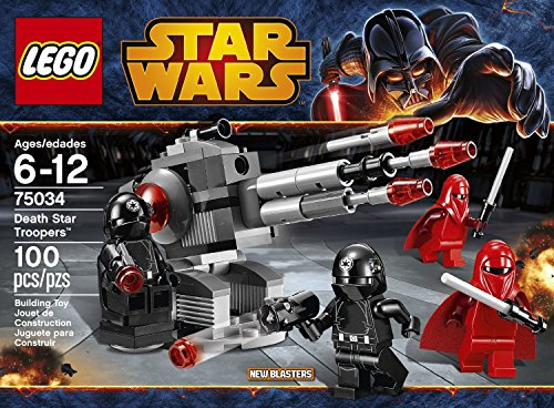 Star Wars LEGO 100 PCS Death Star Troopers Bike Box Building Toys (Imperial Gunner Helmet compare prices)