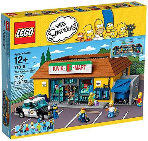 LEGO The Simpsons Kwik-E-Mart, 71016 günstig als Geschenk kaufen