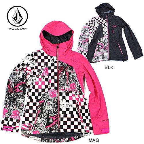 (ボルコム)VOLCOM h06514jo レディース ジャケット Meikozzy JKT/H06514JO M MAG