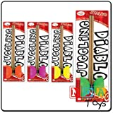 JUGGLING DIABLO Assorted Colours 1 per order [Toy]