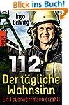 112 - Der t�gliche Wahnsinn: Ein Feue...