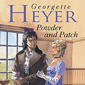 Powder and Patch Audiobook