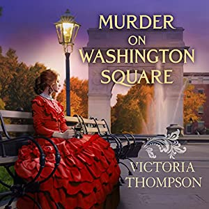 Murder on Washington Square Audiobook