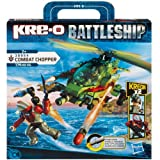 Kre-O - 389541480 - Jeu de Construction - Battleship - Hlicoptre Combat Chopper