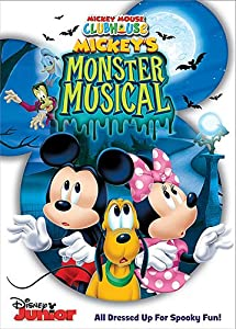 Mickey Mouse Clubhouse: Mickey's Monster Musical by Buena Vista Home Entertainment