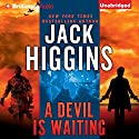A Devil is Waiting Audiobook by Jack Higgins Narrated by Michael Page