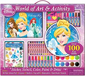 Buy Bendon Disney Princess Giant Art Set Online At Low Prices In India