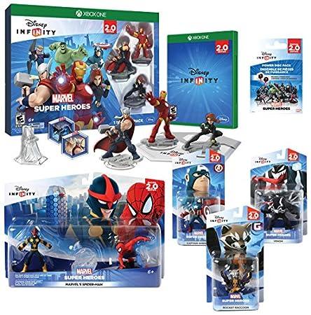 Infinity 2.0 Marvel Premium Value Pack (Xbox One)