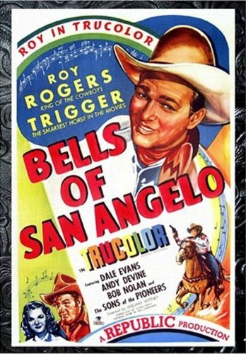 Bells Of San Angelo Cover