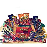 American Candy Hamper Fathers Day Present ** Amazing Special Offer ** ** Amazing Gift ** ** Deal ** ** Hershey, Reese's, Cheetos, Twix, Snicker, m&m, Buttefinger and Much More **