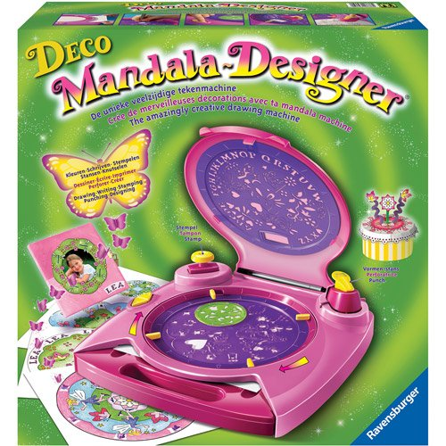 Ravensburger Deco Mandala Designer Drawing Machin
